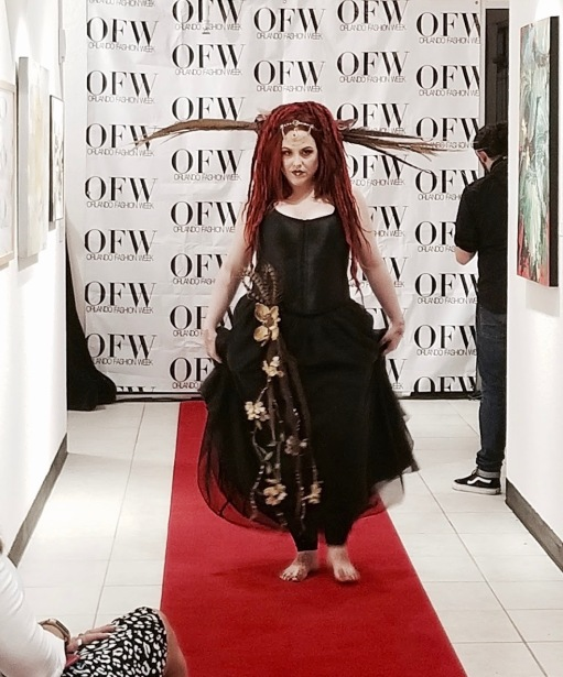 The models moved up the red carpet during the OFW 2018 showcase, keeping the energy of the show at an all time high.