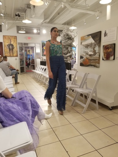 OFW 2018 designers didn't shy away from vibrant colors and textures, allowing the wonderful models to showcase each collection during the how.