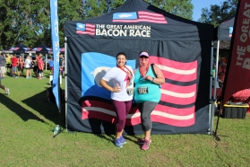 The Great American Bacon Race