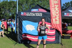 Everyone's a winner at The Great American Bacon Race!